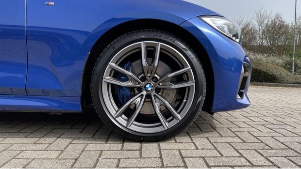 2020 BMW M340i xDrive Saloon (Blue) - Image: 14