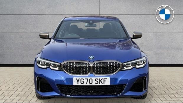 2020 BMW M340i xDrive Saloon (Blue) - Image: 16