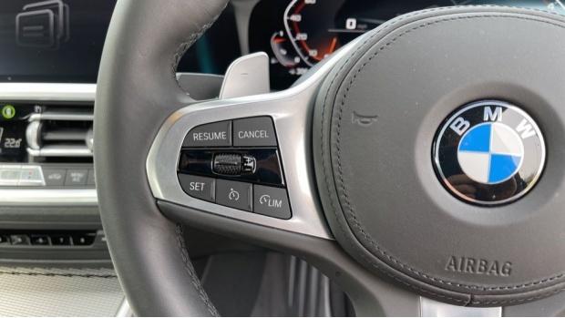 2020 BMW M340i xDrive Saloon (Blue) - Image: 17