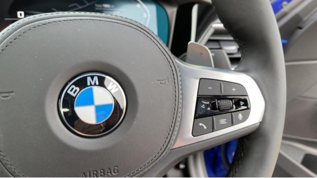 2020 BMW M340i xDrive Saloon (Blue) - Image: 18