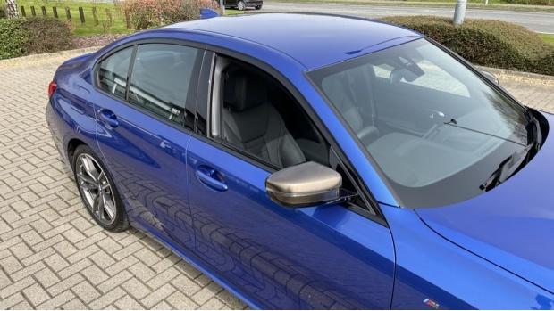 2020 BMW M340i xDrive Saloon (Blue) - Image: 21
