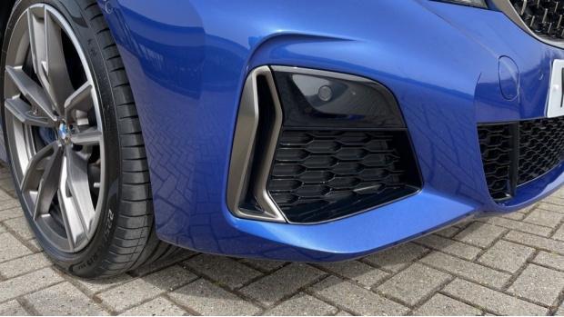 2020 BMW M340i xDrive Saloon (Blue) - Image: 27
