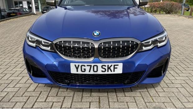 2020 BMW M340i xDrive Saloon (Blue) - Image: 28