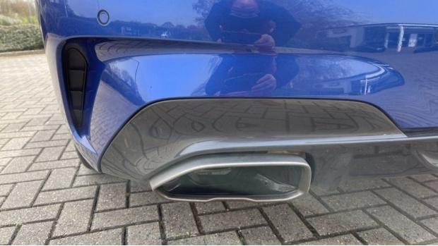 2020 BMW M340i xDrive Saloon (Blue) - Image: 35