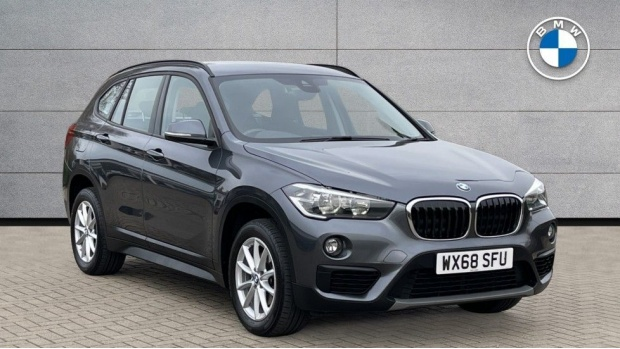 2018 BMW SDrive18d SE (Grey) - Image: 1