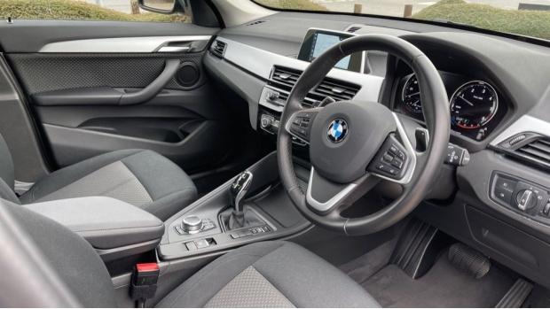 2018 BMW SDrive18d SE (Grey) - Image: 6