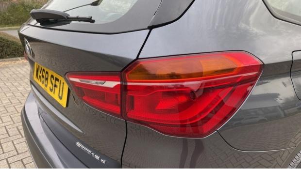 2018 BMW SDrive18d SE (Grey) - Image: 22