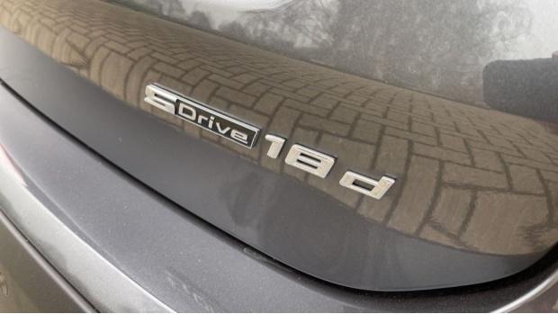 2018 BMW SDrive18d SE (Grey) - Image: 35