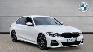2020 BMW 3 Series 320i M Sport Saloon 4-door