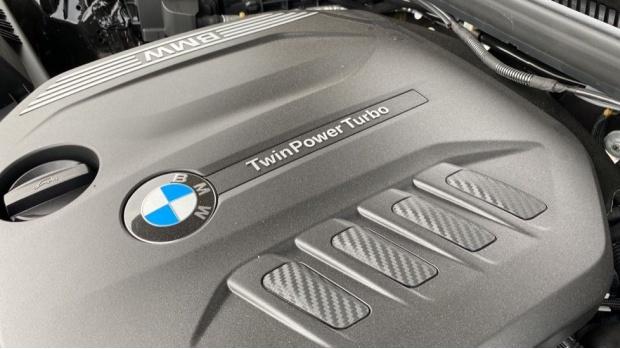 2020 BMW 320d M Sport Touring (Black) - Image: 26