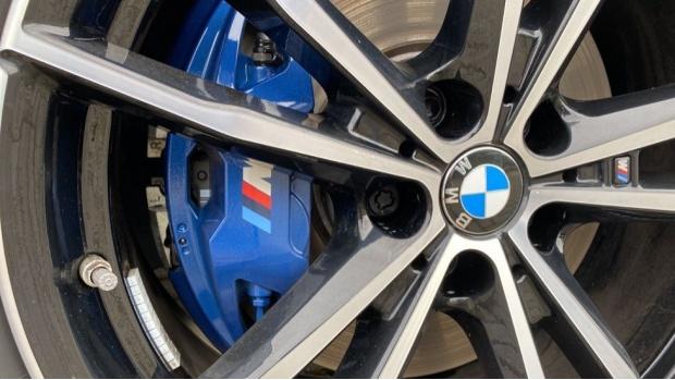 2020 BMW 320d M Sport Touring (Black) - Image: 31