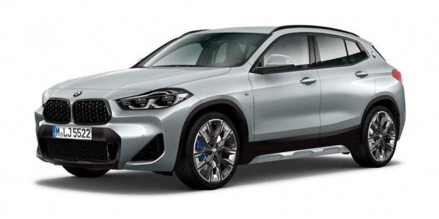 2021 BMW 18i M Mesh Edition DCT sDrive 5-door (Grey) - Image: 1