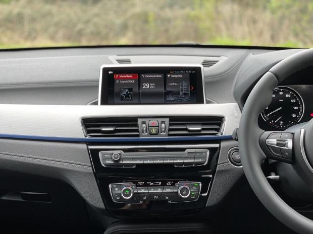 2021 BMW 25e 10kWh M Sport Auto xDrive 5-door (Black) - Image: 8