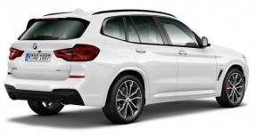 2021 BMW 20d MHT M Sport Auto xDrive 5-door (White) - Image: 2