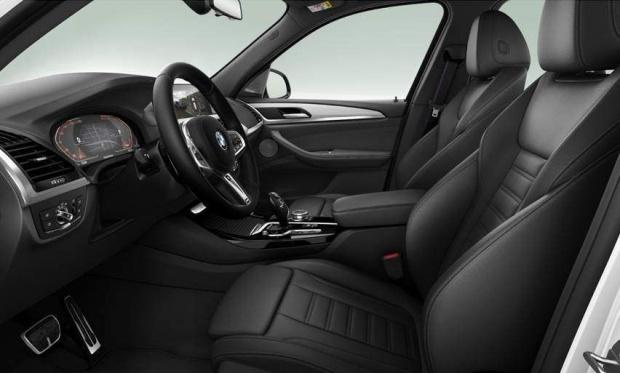 2021 BMW 20d MHT M Sport Auto xDrive 5-door (White) - Image: 3