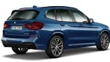 2021 BMW 20d MHT M Sport Auto xDrive 5-door (Blue) - Image: 2