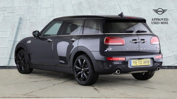 2020 MINI Cooper S Exclusive (Grey) - Image: 2