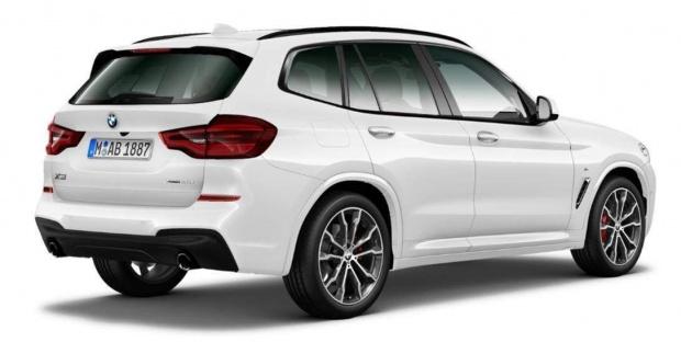 2021 BMW 20i GPF M Sport Auto xDrive 5-door (White) - Image: 2