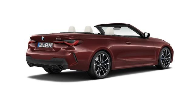 2021 BMW 430i M Sport Auto 2-door  - Image: 2