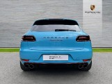 2018 Porsche Turbo Performance PDK 4WD 5-door (Blue) - Image: 7
