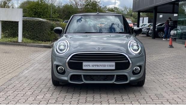 2020 MINI Cooper Sport (Grey) - Image: 16