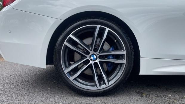 2017 BMW 430d M Sport Convertible (White) - Image: 14