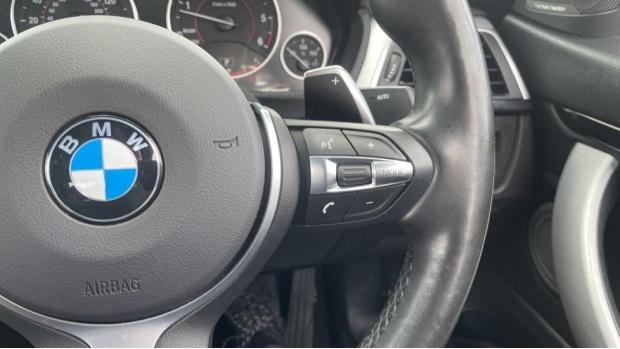 2017 BMW 430d M Sport Convertible (White) - Image: 18