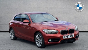 2017 BMW 1 Series 118d Sport 3-door 3dr