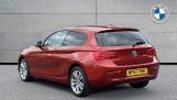 2017 BMW 118d Sport 3-door (Orange) - Image: 2