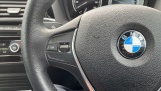 2017 BMW 118d Sport 3-door (Orange) - Image: 17