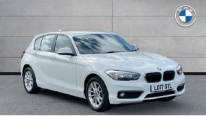 2017 BMW 1 Series 118i SE 5-door 5dr