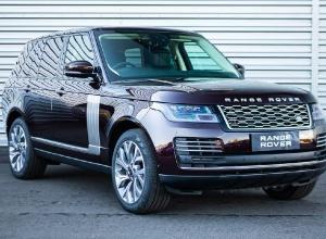 Brand new 2021 Land Rover Range Rover Autobiography - 400PS Auto 5-door finance deals