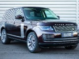 2021 Land Rover P400 MHEV Autobiography Auto 4WD 5-door (Red) - Image: 1