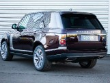 2021 Land Rover P400 MHEV Autobiography Auto 4WD 5-door (Red) - Image: 2
