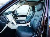 2021 Land Rover P400 MHEV Autobiography Auto 4WD 5-door (Red) - Image: 3
