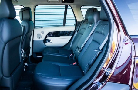 2021 Land Rover P400 MHEV Autobiography Auto 4WD 5-door (Red) - Image: 4