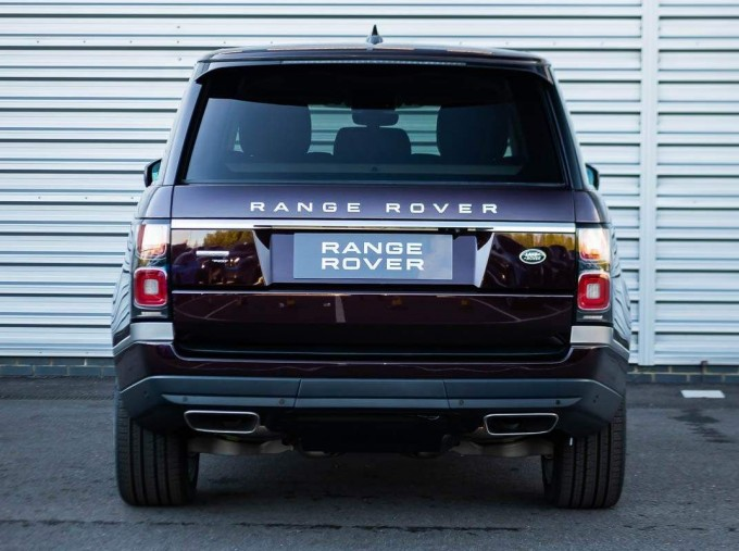 2021 Land Rover P400 MHEV Autobiography Auto 4WD 5-door (Red) - Image: 6