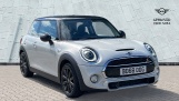 2018 MINI 3-door Cooper S (Silver) - Image: 1