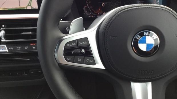 2021 BMW SDrive20i M Sport (Black) - Image: 17