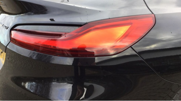 2021 BMW SDrive20i M Sport (Black) - Image: 22