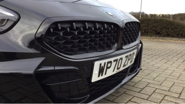 2021 BMW SDrive20i M Sport (Black) - Image: 25