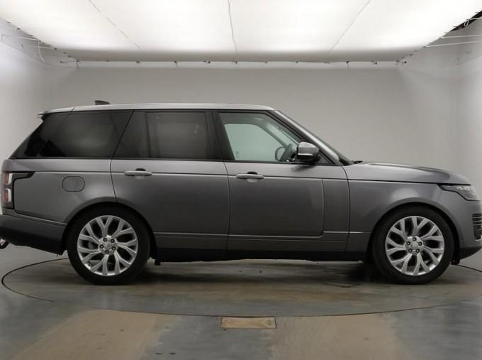 2019 Land Rover SD V6 Vogue SE Auto 4WD 5-door (Grey) - Image: 5