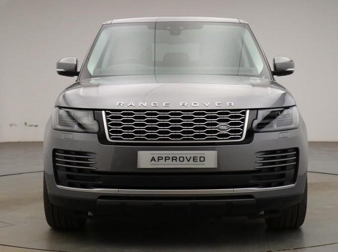 2019 Land Rover SD V6 Vogue SE Auto 4WD 5-door (Grey) - Image: 7