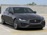 2021 Jaguar 2.0i R-Dynamic HSE Auto 4-door (Grey) - Image: 1