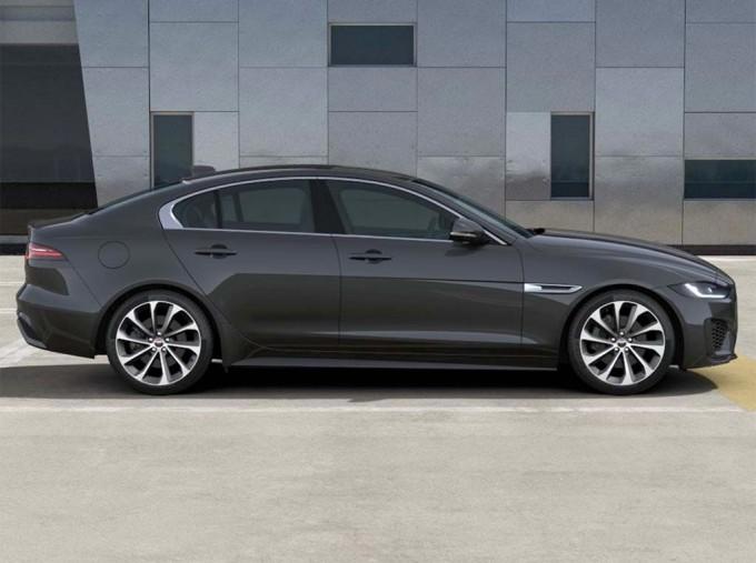 2021 Jaguar 2.0i R-Dynamic HSE Auto 4-door (Grey) - Image: 2
