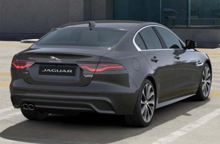 2021 Jaguar 2.0i R-Dynamic HSE Auto 4-door (Grey) - Image: 3