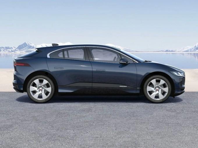 2021 Jaguar 90kWh SE Auto 4WD 5-door (Blue) - Image: 2