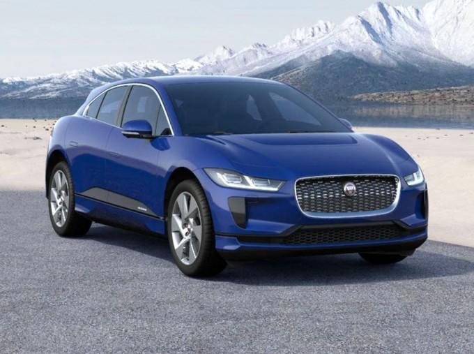 2021 Jaguar 90kWh SE Auto 4WD 5-door (Blue) - Image: 1