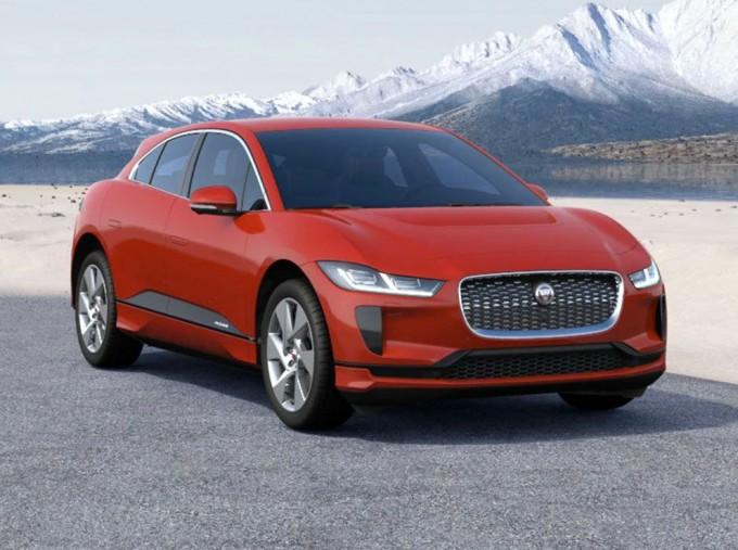 2021 Jaguar 90kWh SE Auto 4WD 5-door (Red) - Image: 1