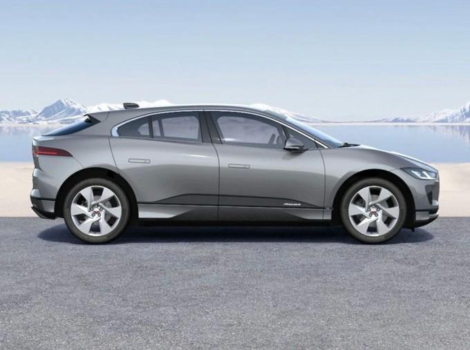 2021 Jaguar 90kWh SE Auto 4WD 5-door (Grey) - Image: 2
